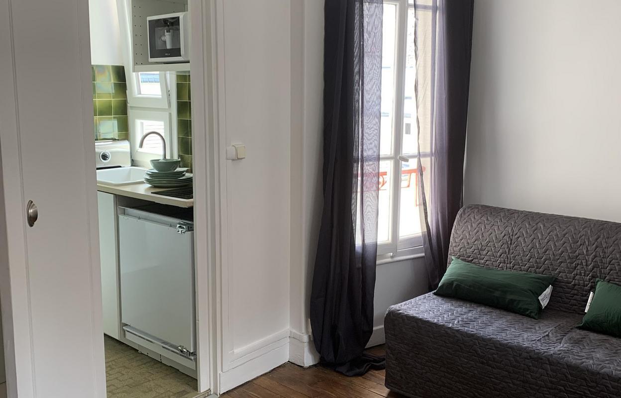 Appartement 1 pièce 16 m²