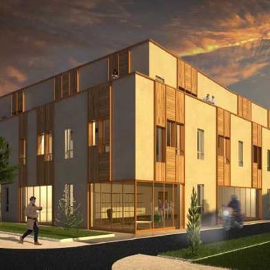 Bureau 2190 m²