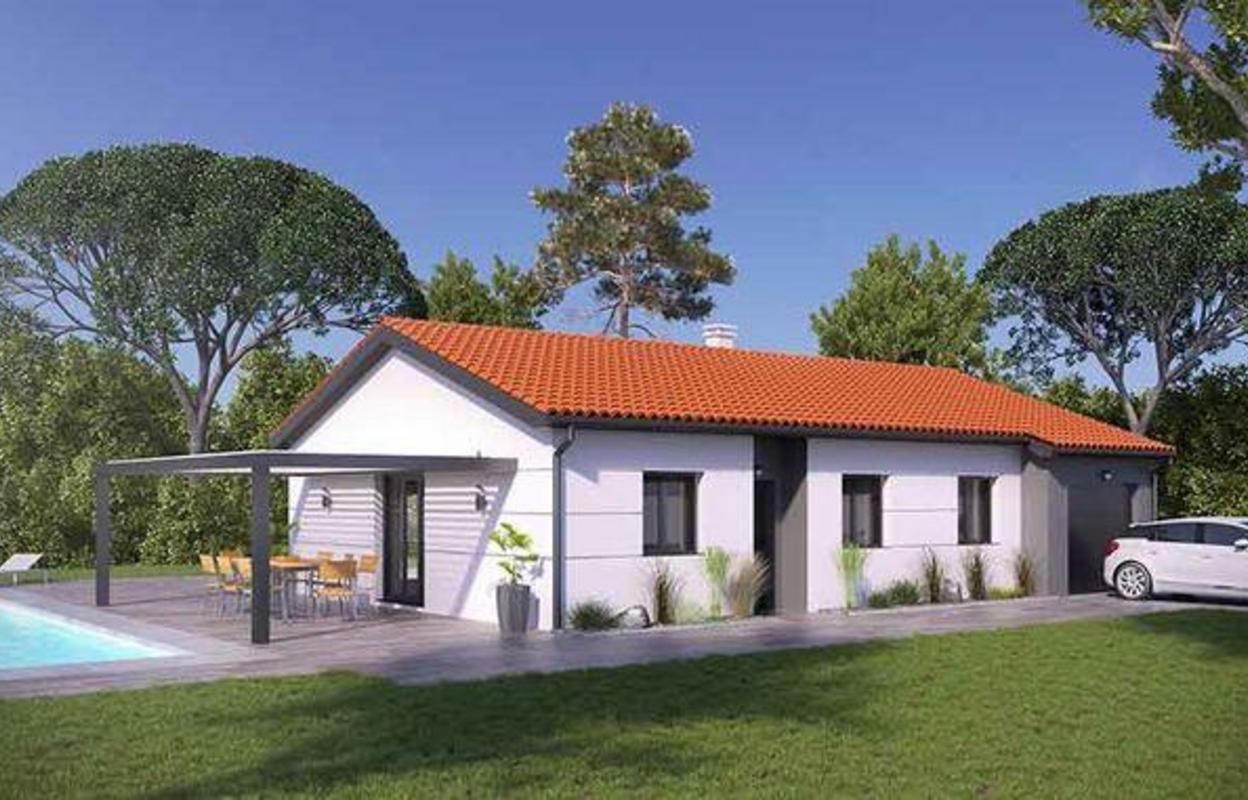 Maison à construire 4 pièces 84 m²