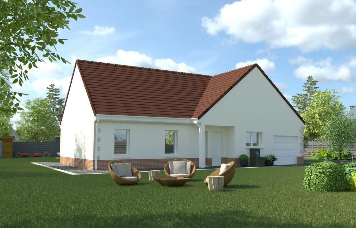 Programme neuf T5 100 m²