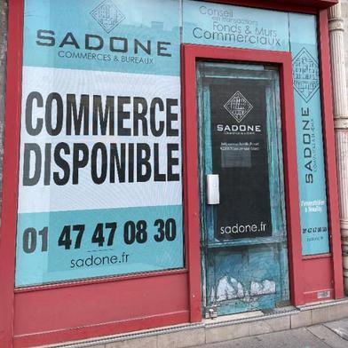 Commerce 40 m²