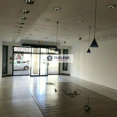 Commerce 140 m²