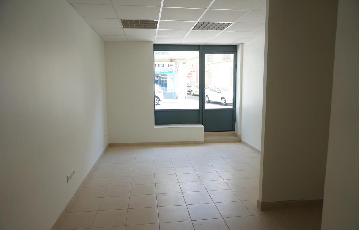 Commerce 20 m²
