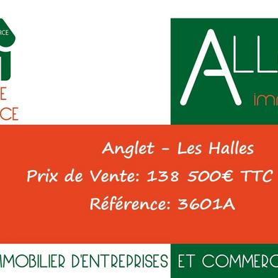 Commerce 16 m²