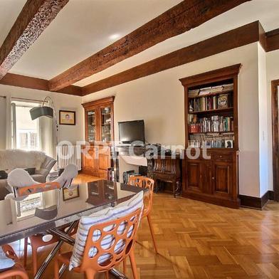 Appartement 3 pièces 126 m²