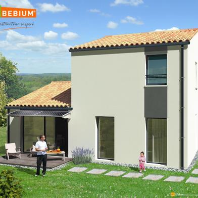 Maison à construire 5 pièces 110 m²