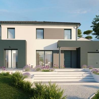 Maison à construire 6 pièces 137 m²