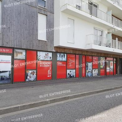 Bureau 1393 m²