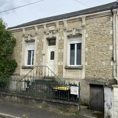 Maison 3 pièces 65 m²