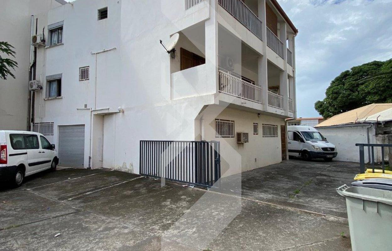 Immeuble 555 m²