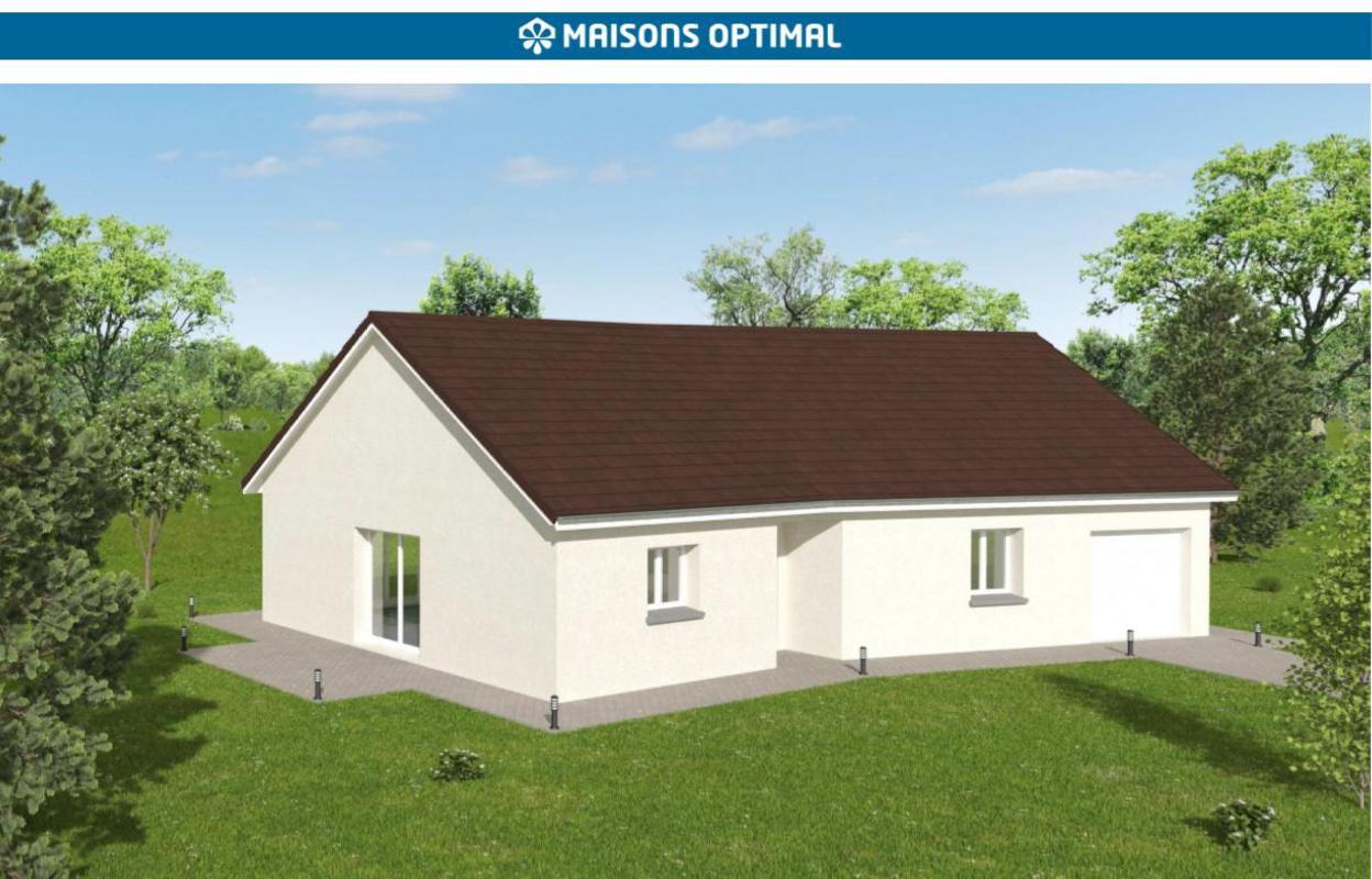 Maison à construire 3 pièces 75 m²