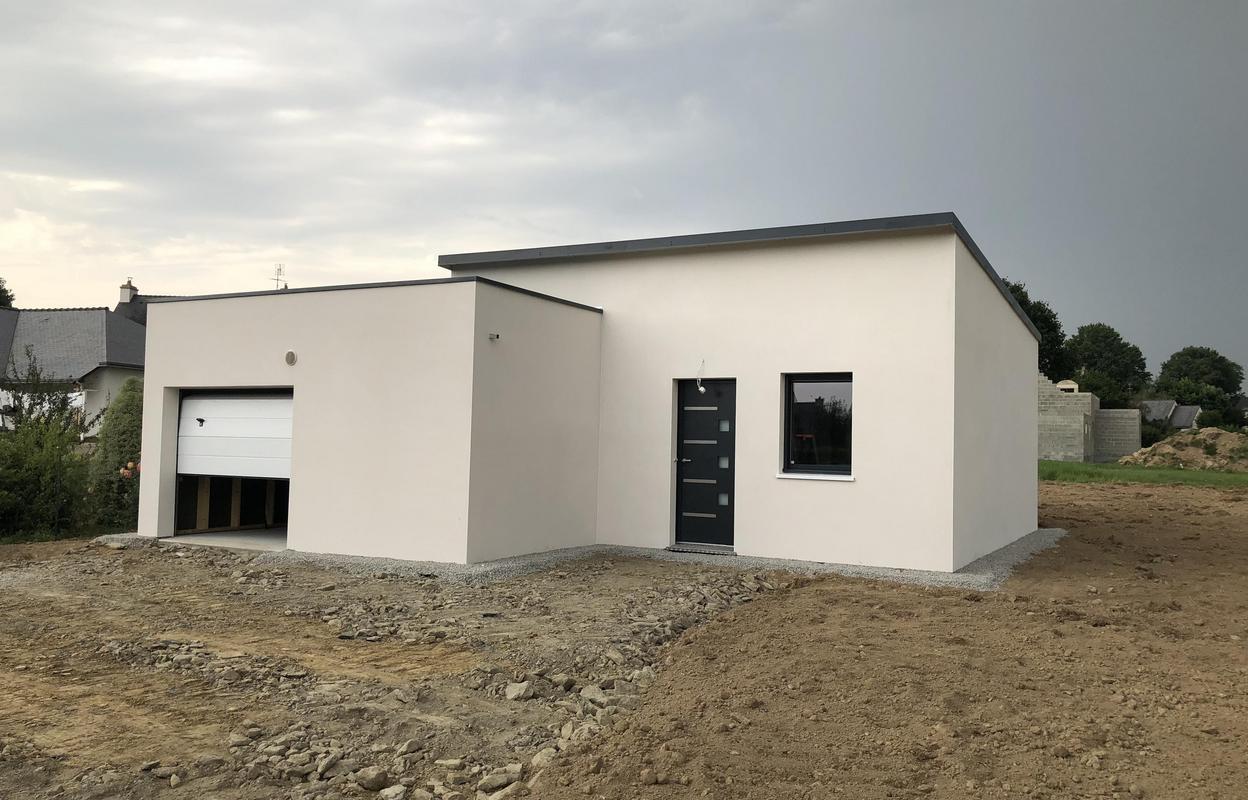Maison à construire 4 pièces 78 m²