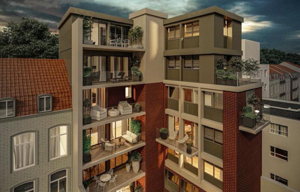 Programme neuf T3, T4 67 à 94 m²