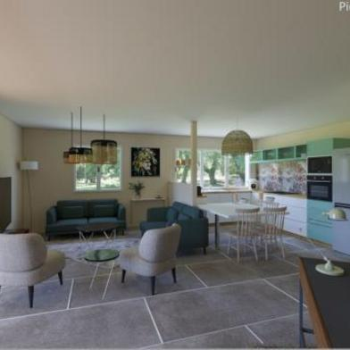 Appartement 5 pièces 120 m²