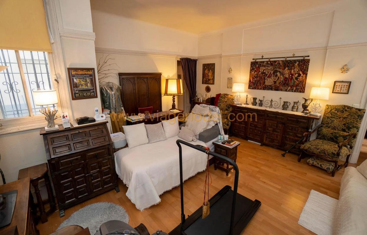 Appartement en viager 3 pièces 47 m²