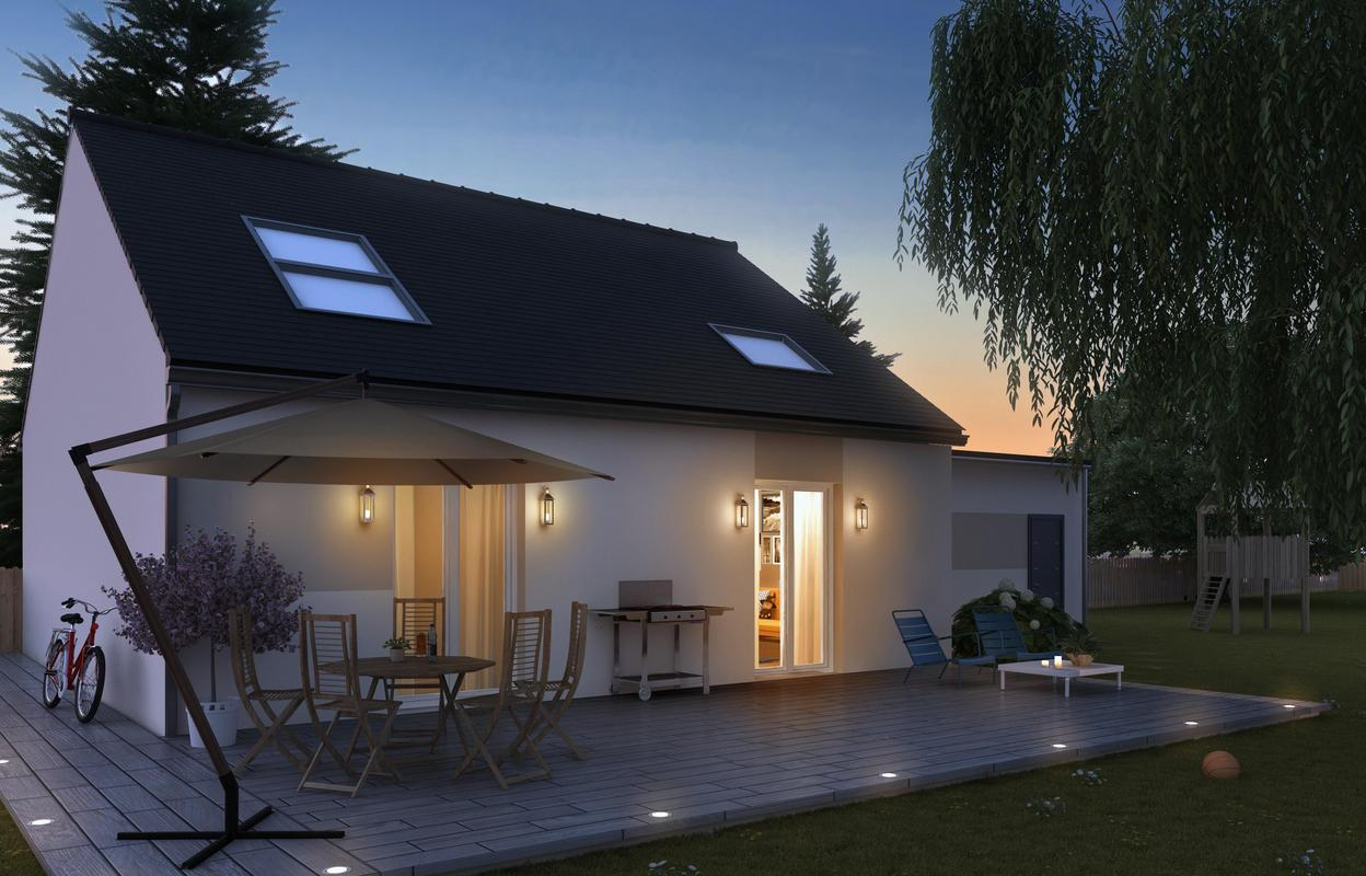 Maison à construire 4 pièces 111 m²