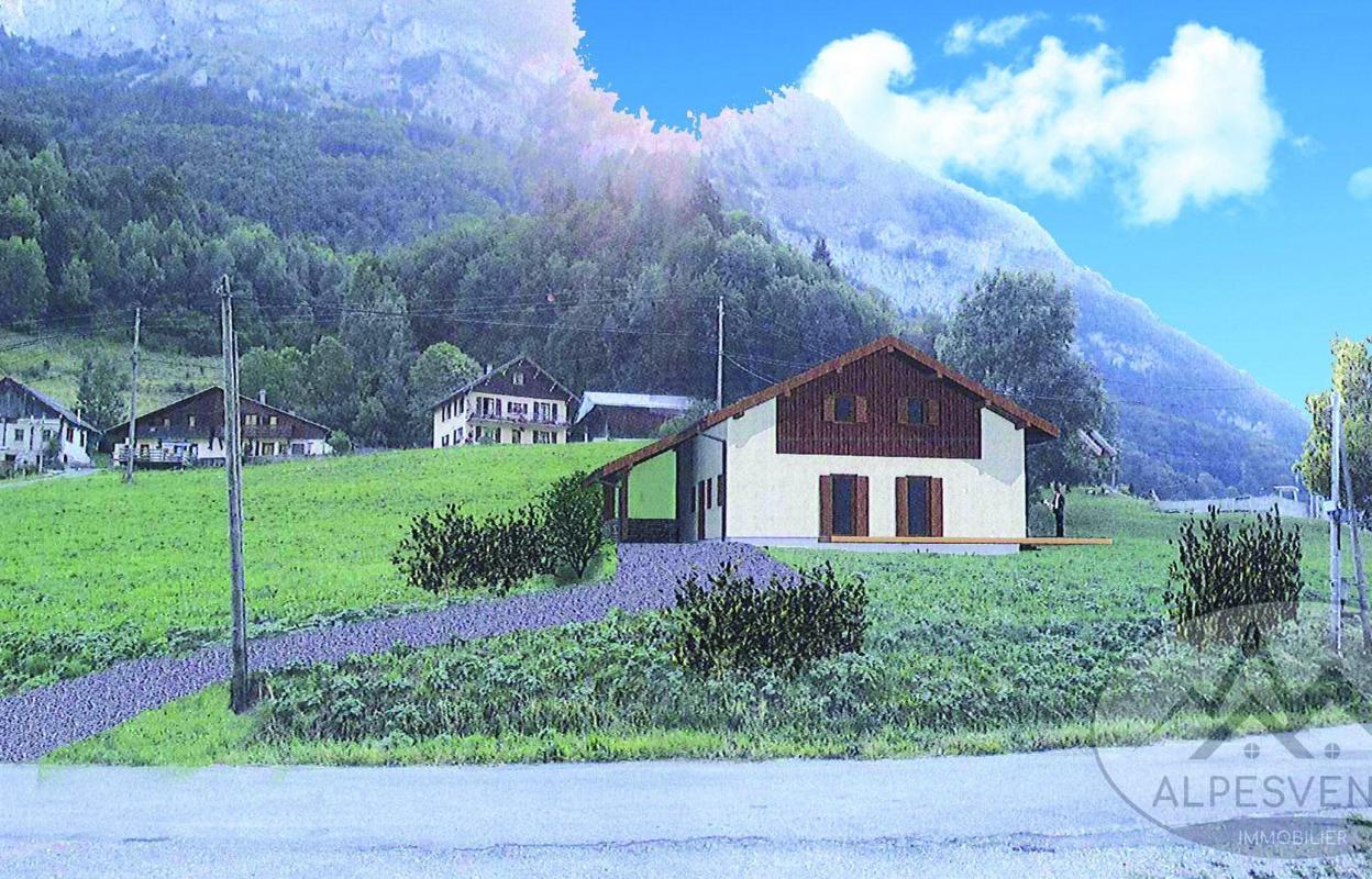 Terrain 869 m²