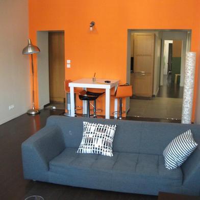Appartement 2 pièces 63 m²