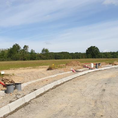 Terrain à construire 736 m²