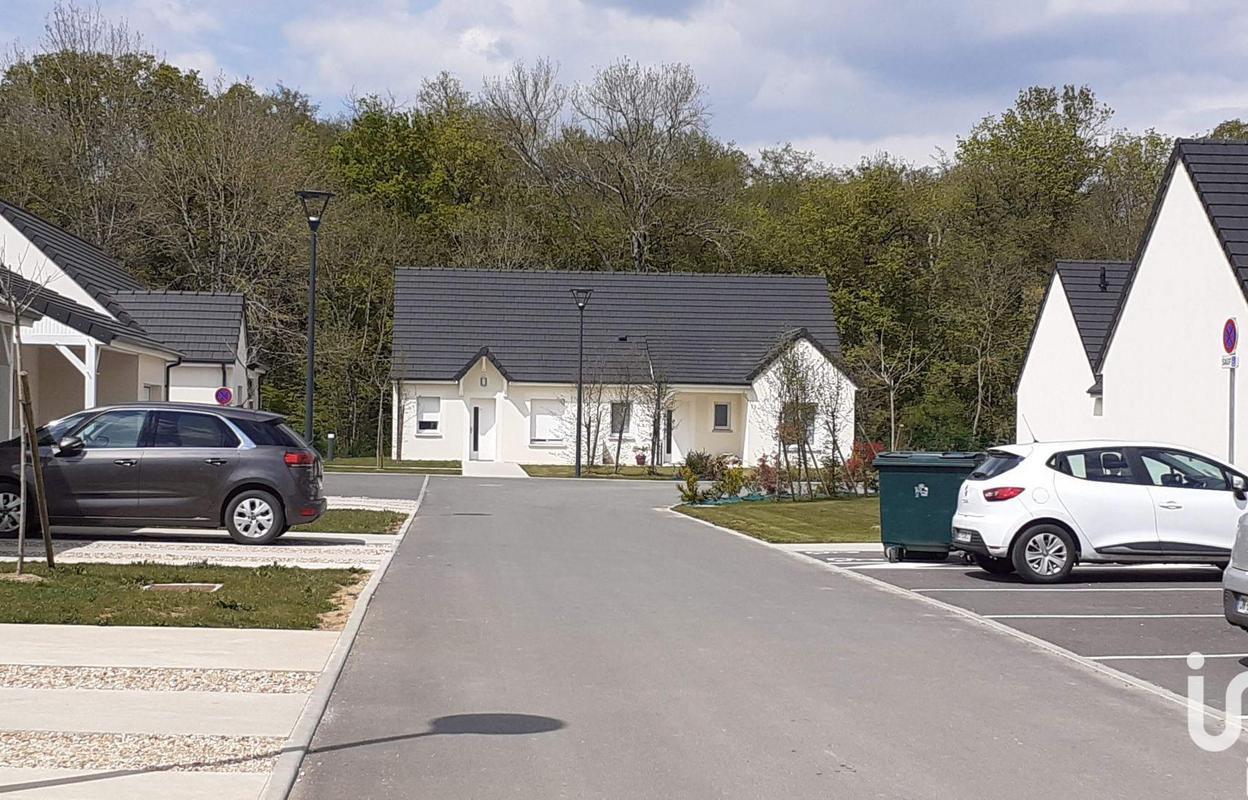 Maison 2 pièces 53 m²