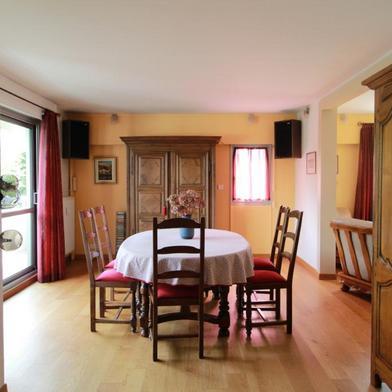 Appartement 5 pièces 117 m²