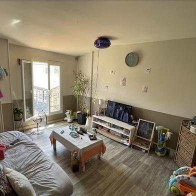 Appartement 2 pièces 36 m²