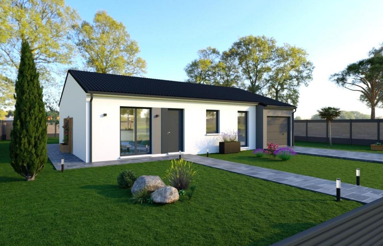 Maison à construire 6 pièces 104 m²