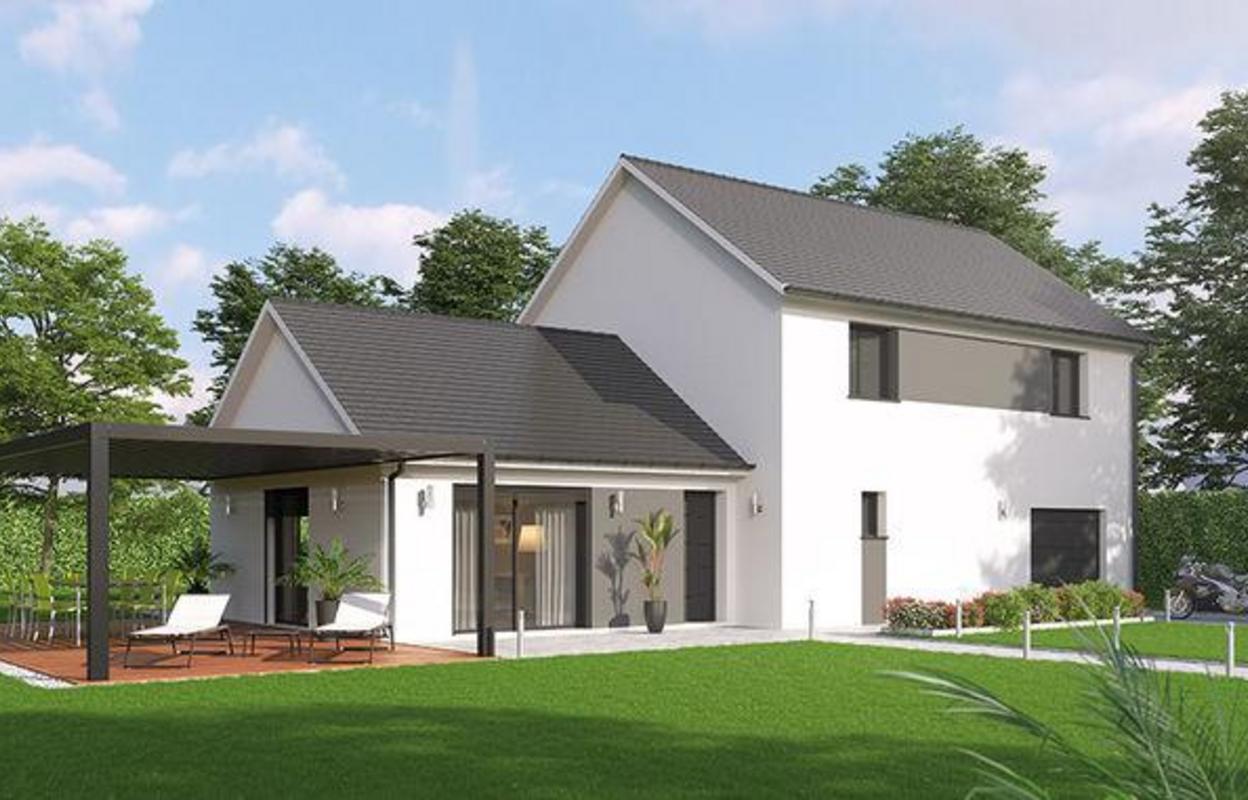 Maison à construire 4 pièces 97 m²