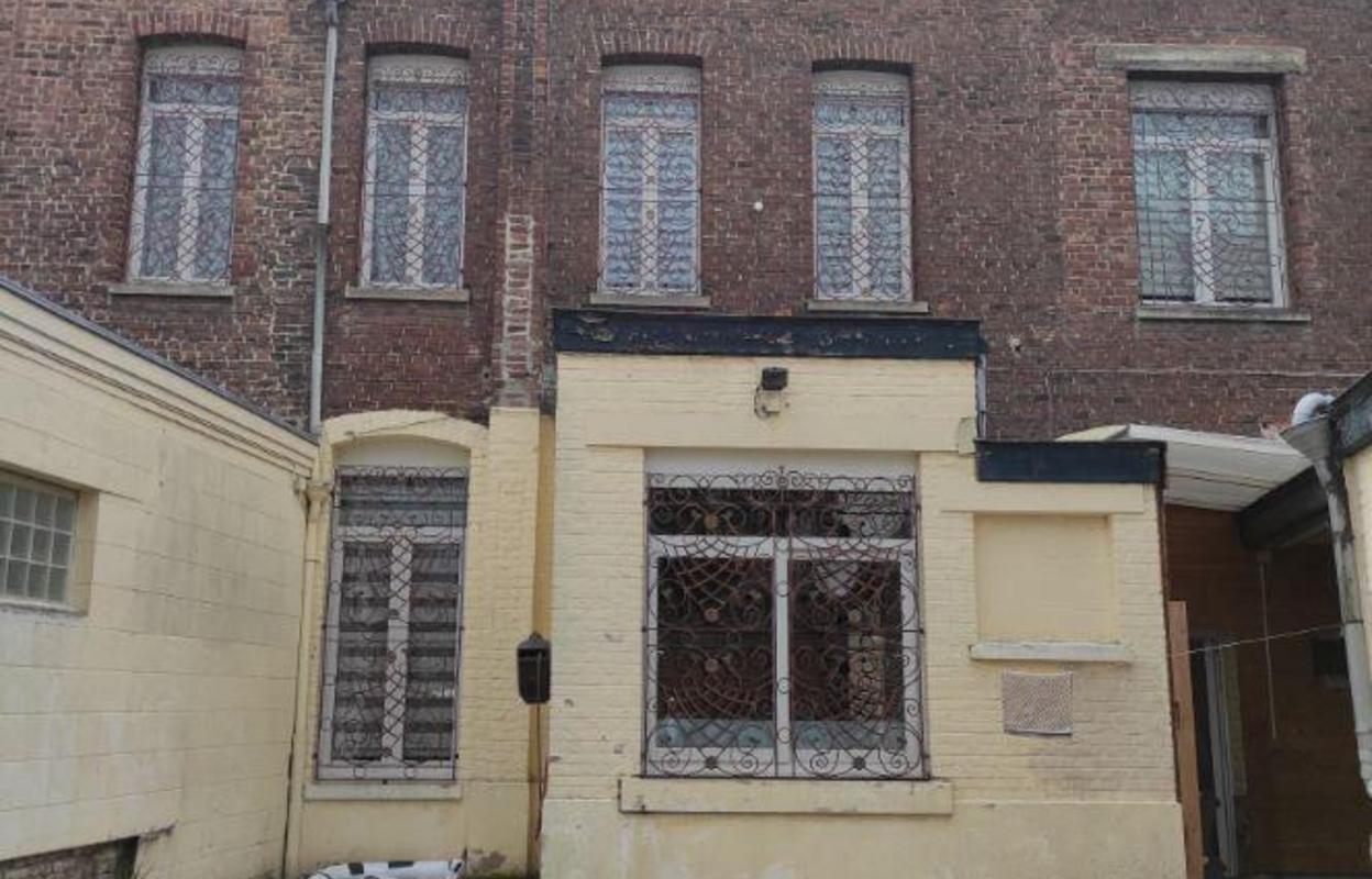 Immeuble 507 m²
