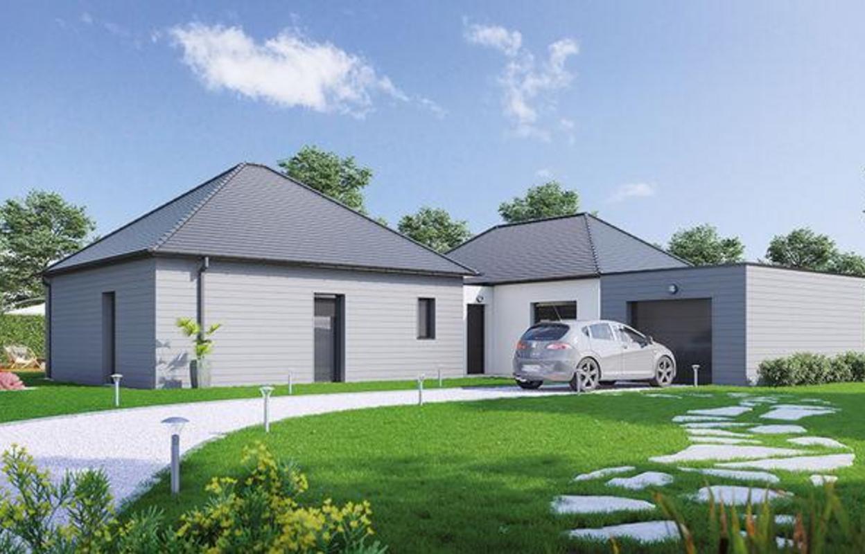 Maison à construire 4 pièces 101 m²
