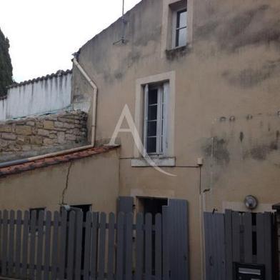 Maison 3 pièces 57 m²