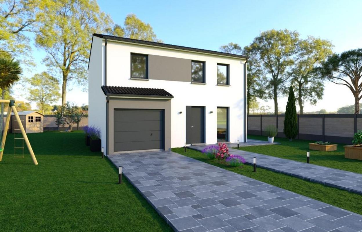 Maison à construire 6 pièces 122 m²