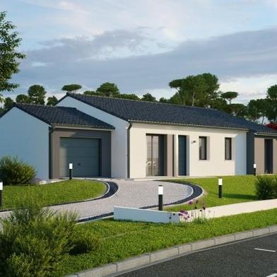 Maison à construire 7 pièces 119 m²