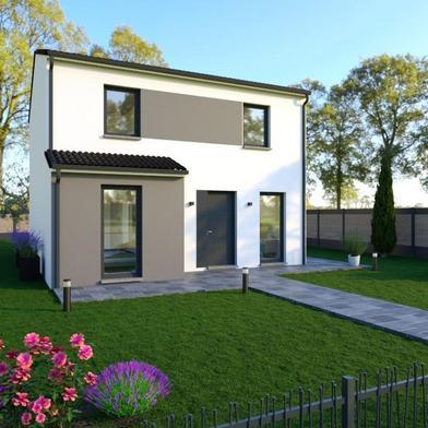 Maison à construire 6 pièces 118 m²