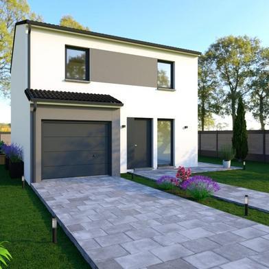 Maison à construire 5 pièces 102 m²