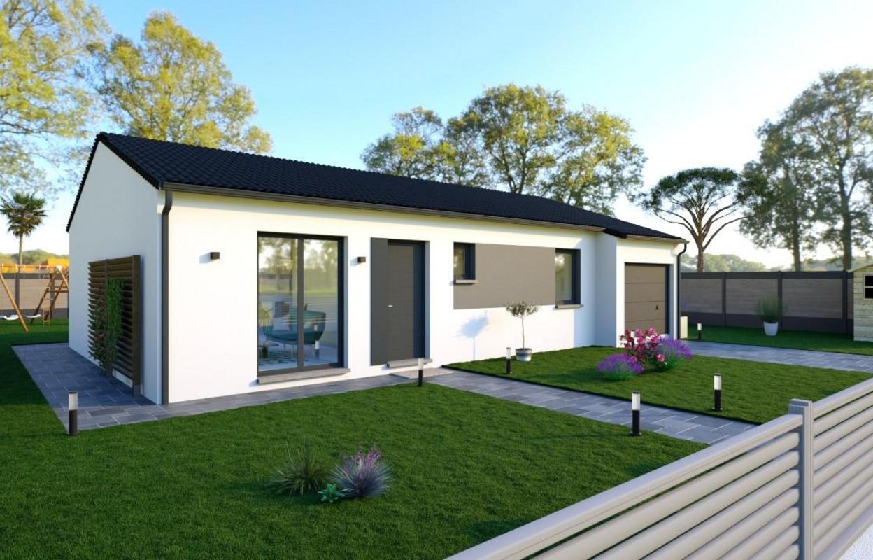 Maison 5 pièces 89 m²