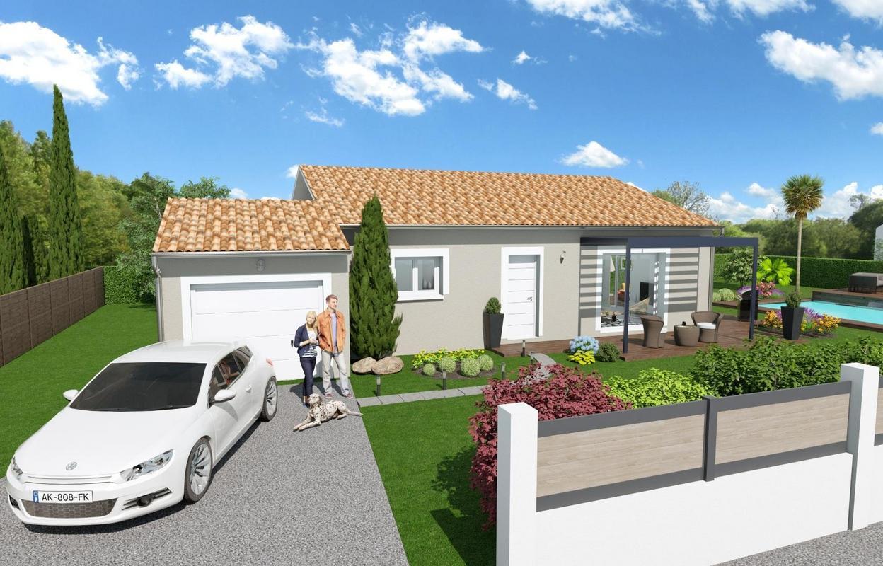 Maison 4 pièces 102 m²