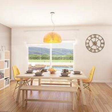 Maison 3 pièces 93 m²