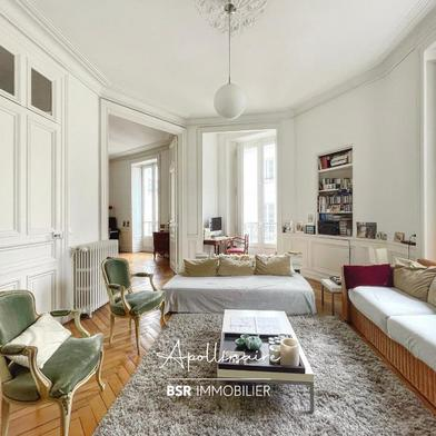 Appartement 5 pièces 129 m²