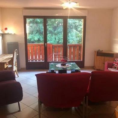 Appartement 2 pièces 56 m²
