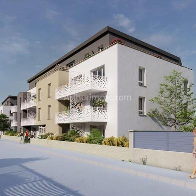 Appartement 4 pièces 80 m²