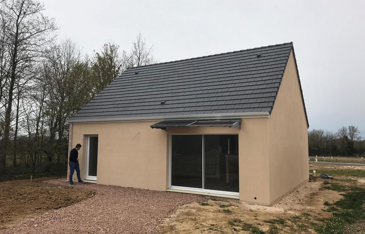Maison à construire 4 pièces 70 m²