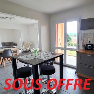 Appartement 2 pièces 64 m²