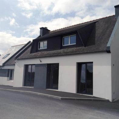 Bureau 200 m²