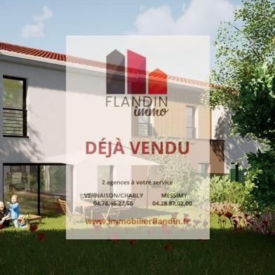 Maison 6 pièces 106 m²
