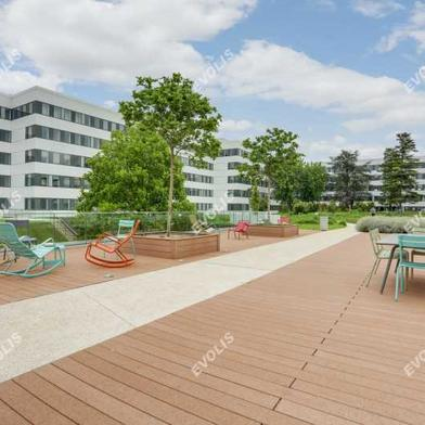 Bureau 2646 m²