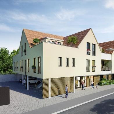 Programme neuf T3, T4 106 à 74 à 84 m²