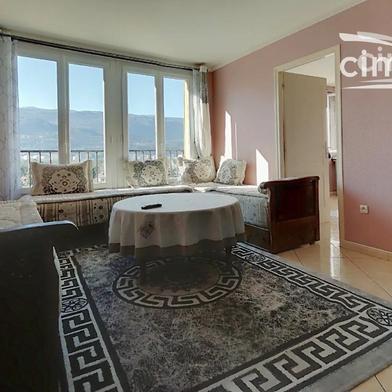 Appartement 4 pièces 68 m²