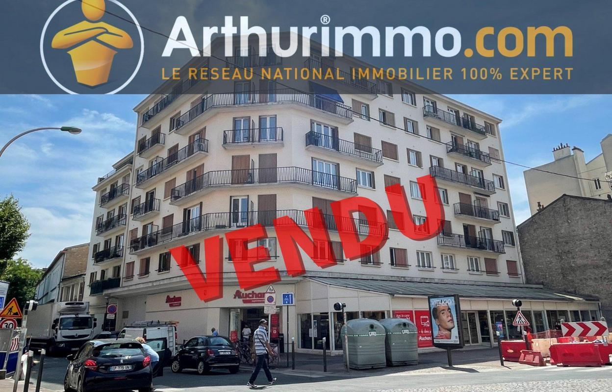 Appartement 4 pièces 64 m²