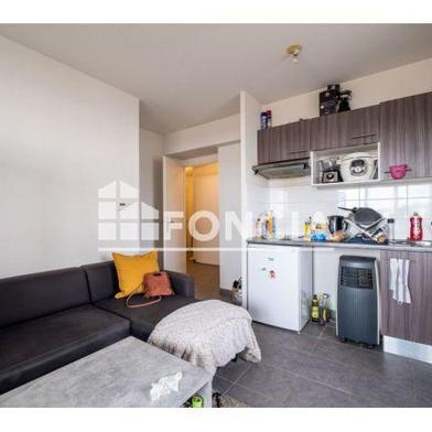 Appartement 1 pièce 34 m²